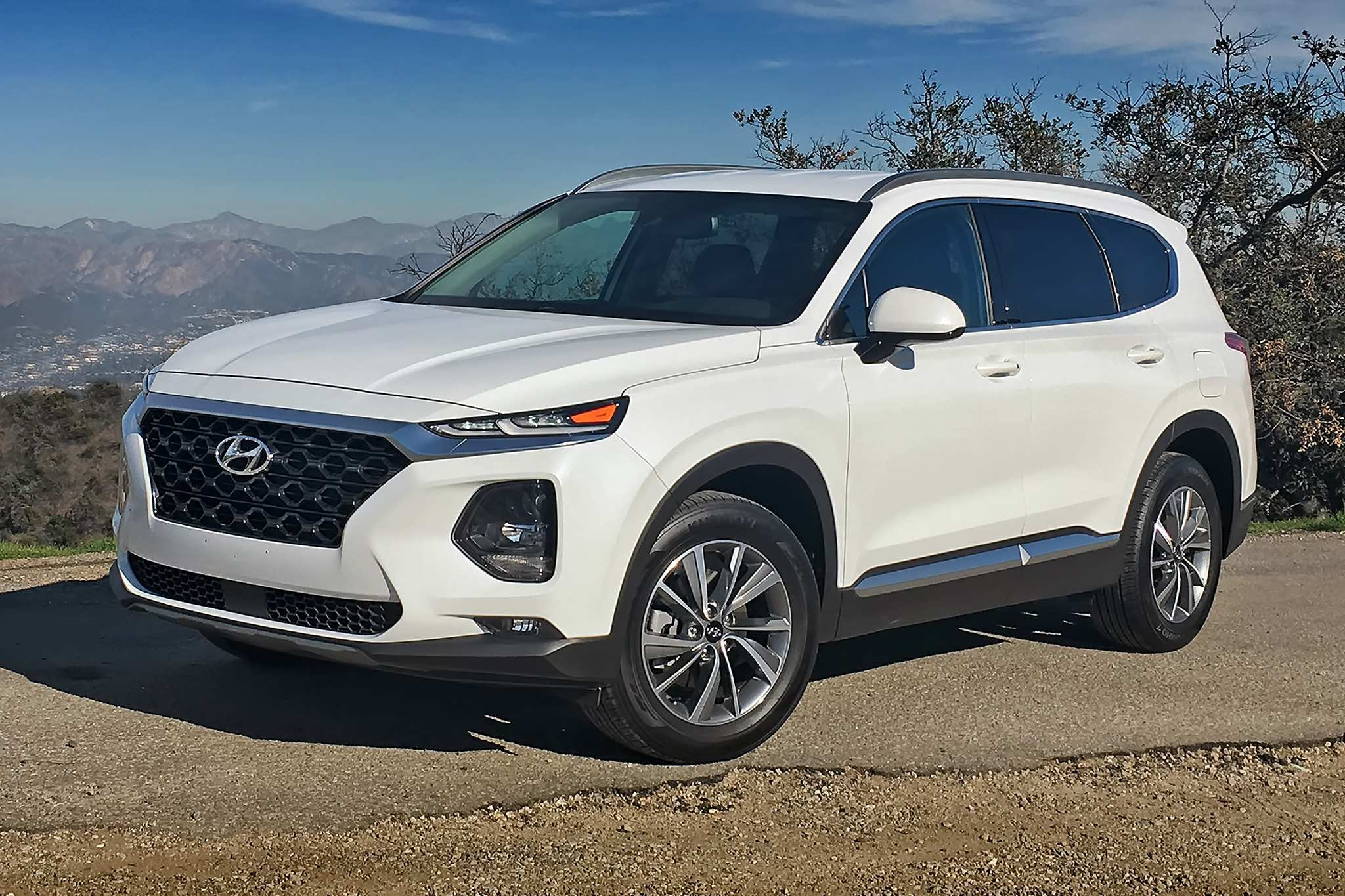 45 New 2019 Hyundai Santa Fe Engine Release Date And Concept