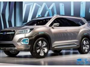 45 New 2019 Subaru Ascent Dimensions Release Date and Concept