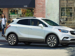 45 New 2020 Buick Encore Interior Prices