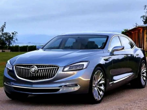 45 New 2020 Buick Park Ave Concept and Review