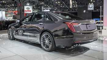 45 New 2020 Cadillac Ct6 Style