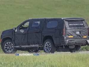 45 New 2020 Chevrolet Suburban Redesign Redesign and Review
