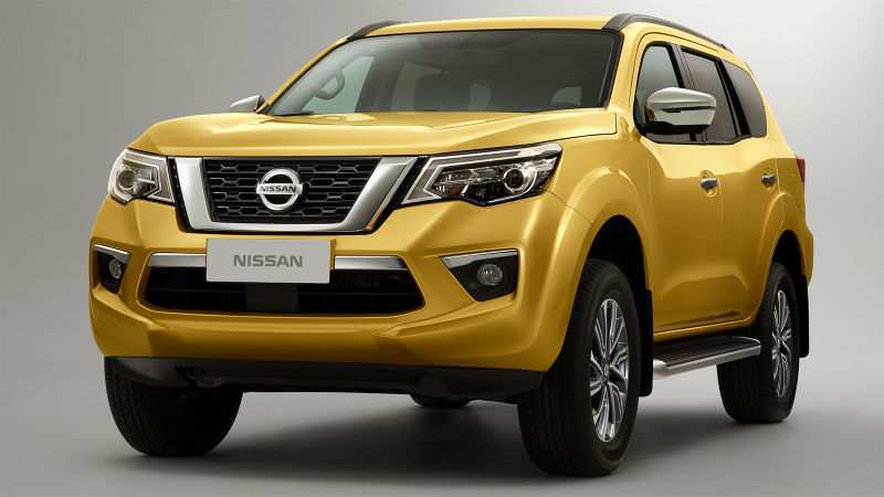 45 New 2020 Nissan Xterra Release Date And Concept