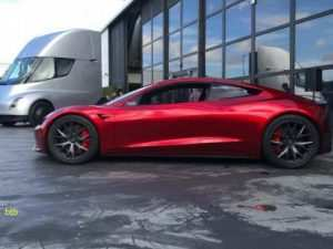 45 New 2020 Tesla Roadster Dimensions Price and Release date