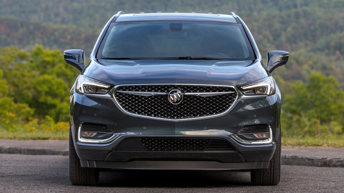 45 New Buick Enclave 2020 Picture