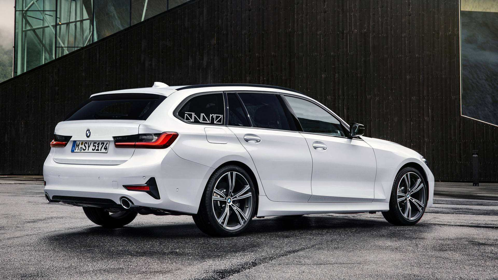 45 New New BMW 3 Series Touring 2020 Exterior