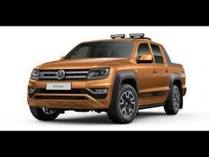 45 New New Volkswagen Amarok 2019 Reviews