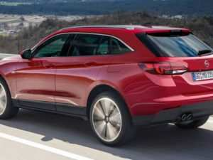 45 New Opel Monza X 2020 Redesign and Concept