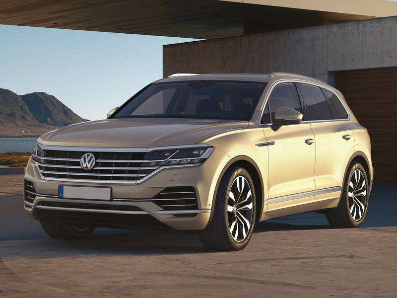 45 New Touareg Vw 2019 Release Date