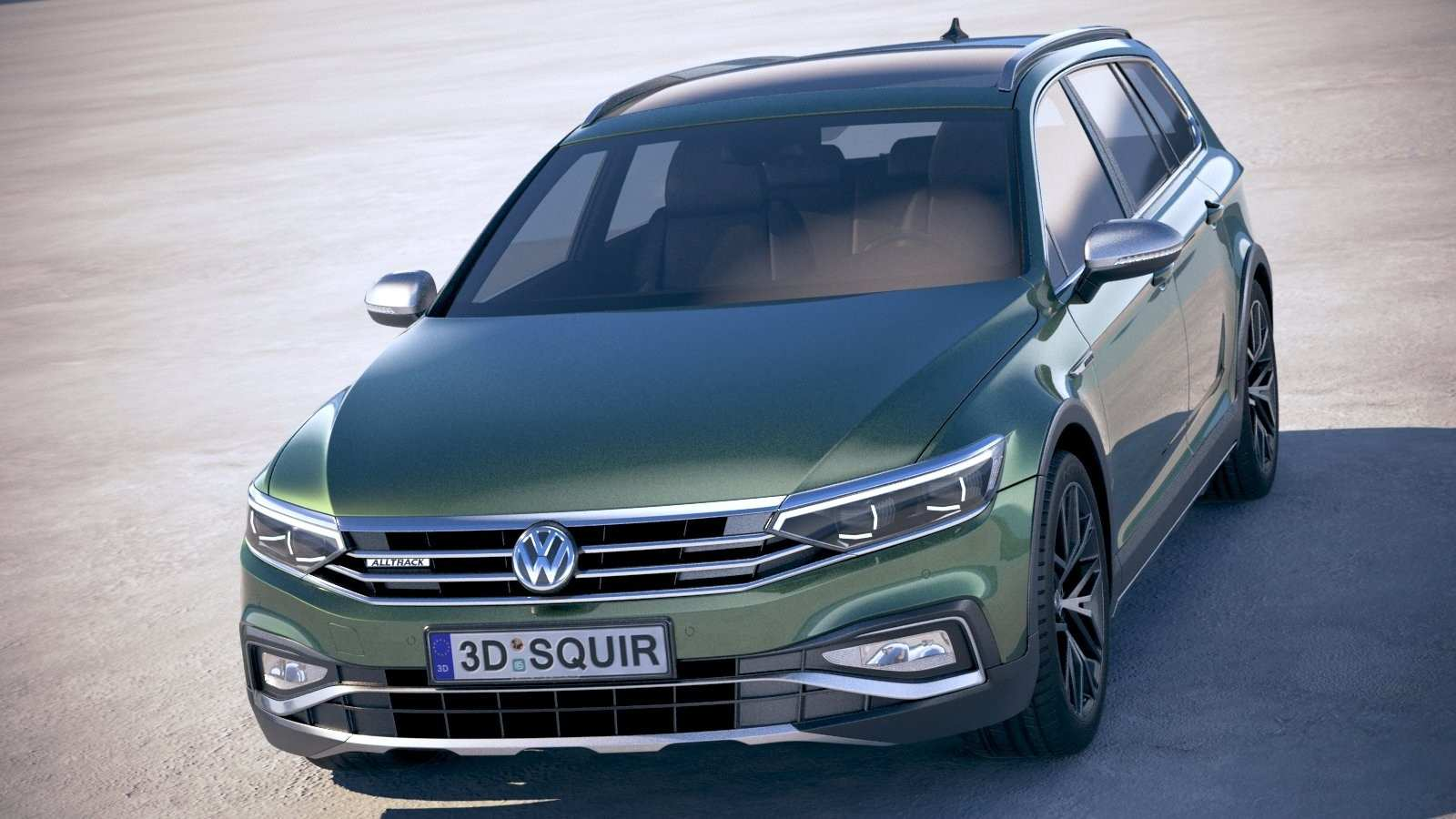 45 New Volkswagen Alltrack 2020 Performance And New Engine