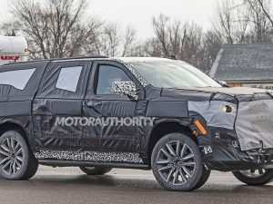 45 New What Will The 2020 Cadillac Escalade Look Like Model