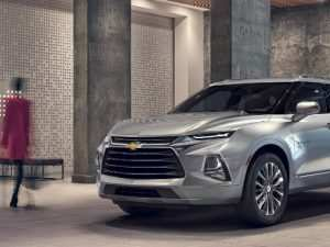 45 The 2019 Chevrolet Release Photos