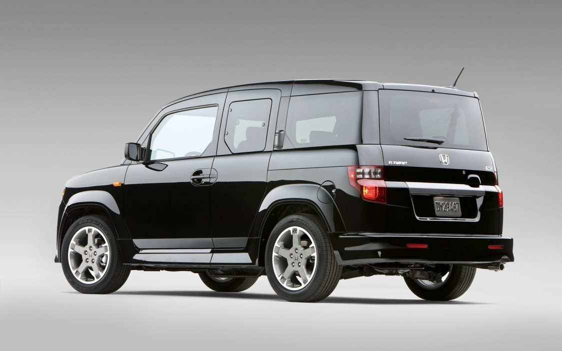 45 The 2019 Honda Element Performance And New Engine