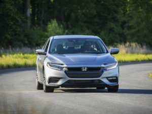 45 The 2019 Honda Line Up Performance and New Engine