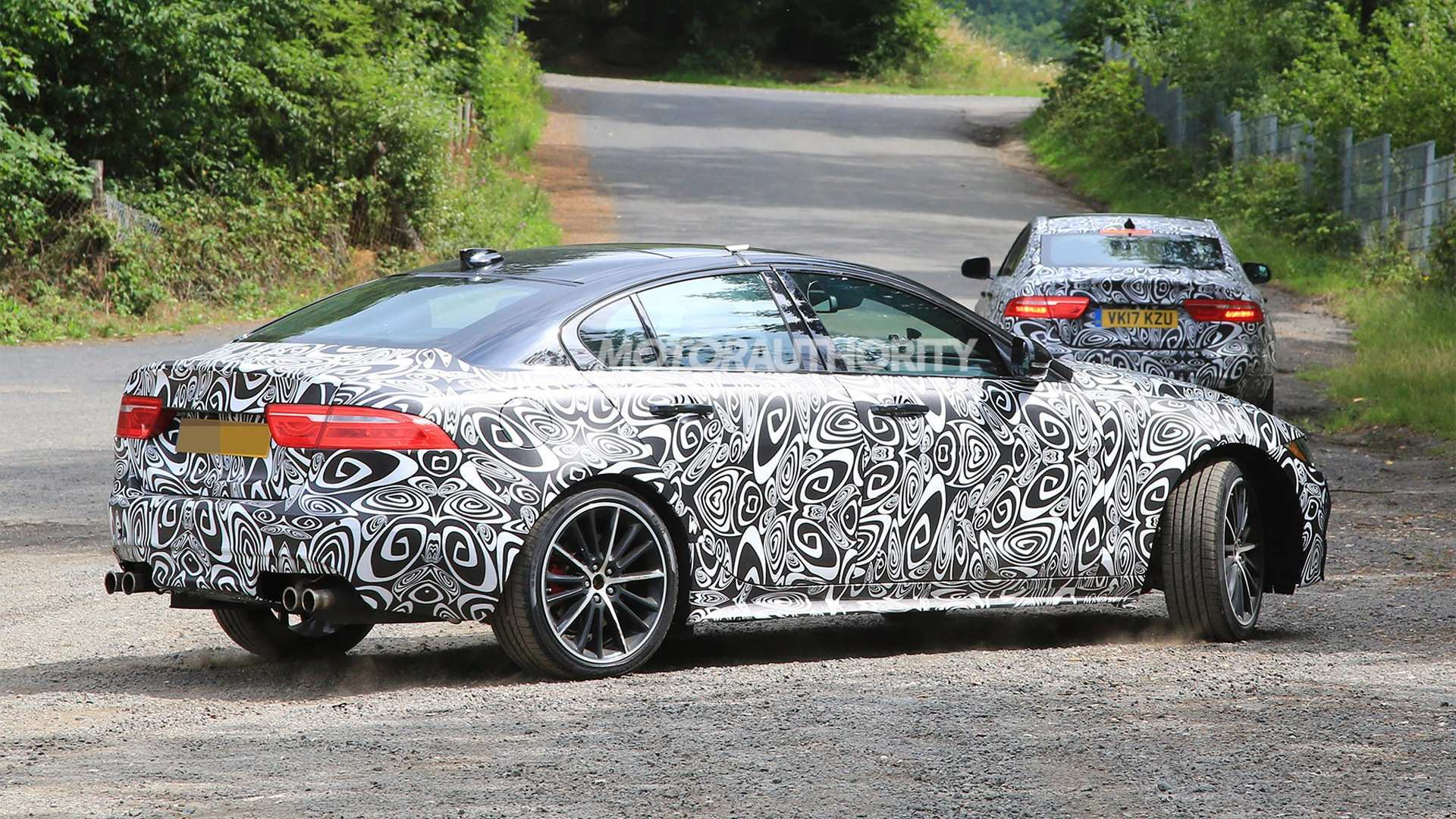 45 The 2019 Jaguar Xe Svr Model