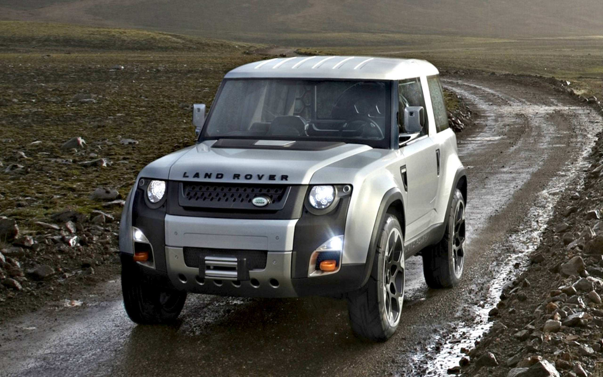 45 The 2019 Land Rover Lineup Exterior and Interior