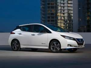 45 The 2019 Nissan Electric Picture