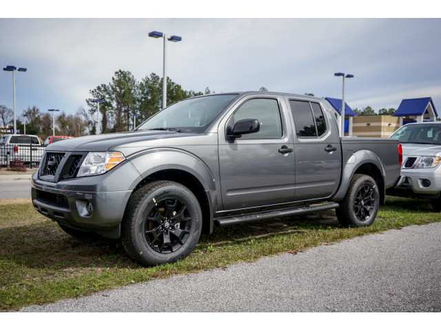 45 The 2019 Nissan Frontier Crew Cab Spesification