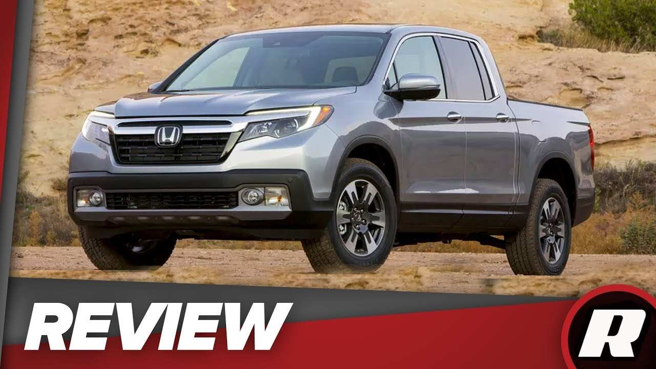45 The 2020 Honda Ridgeline Youtube Interior