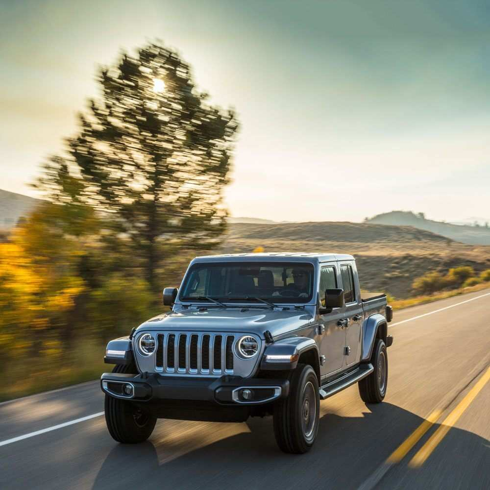 45 The 2020 Jeep Gladiator Availability Date Engine