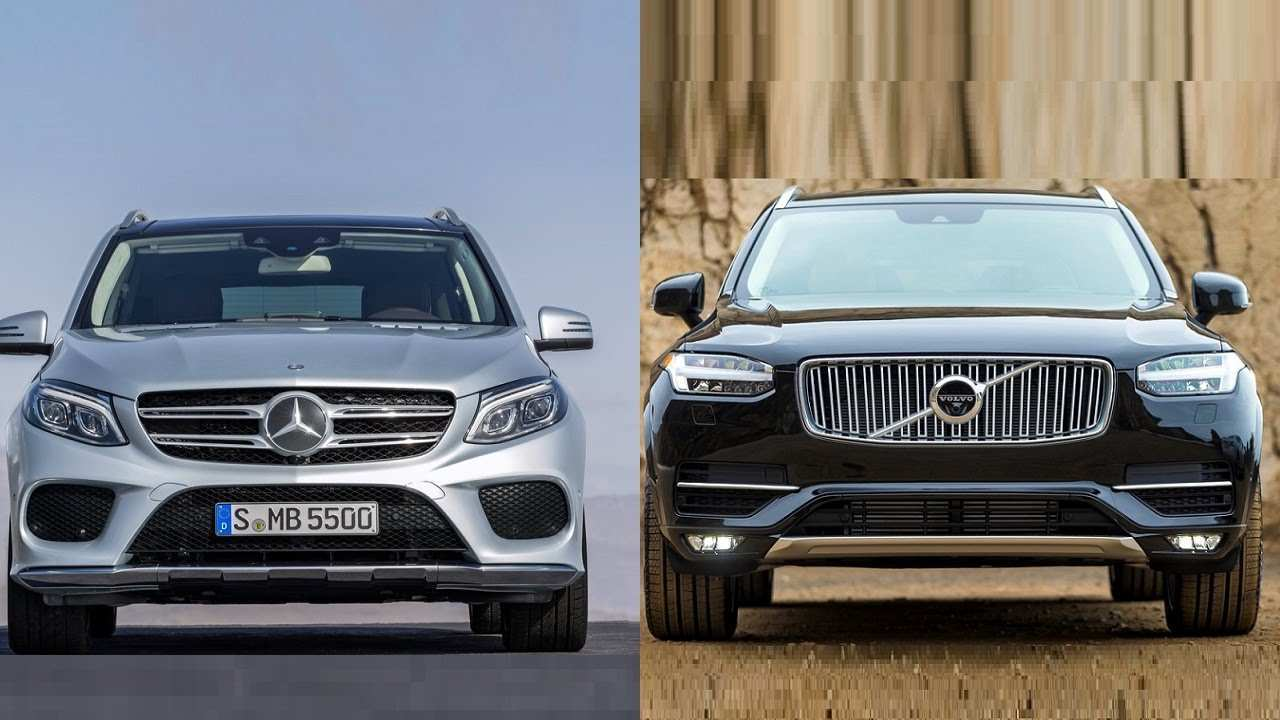 45 The 2020 Mercedes Gle Vs Volvo Xc90 Prices