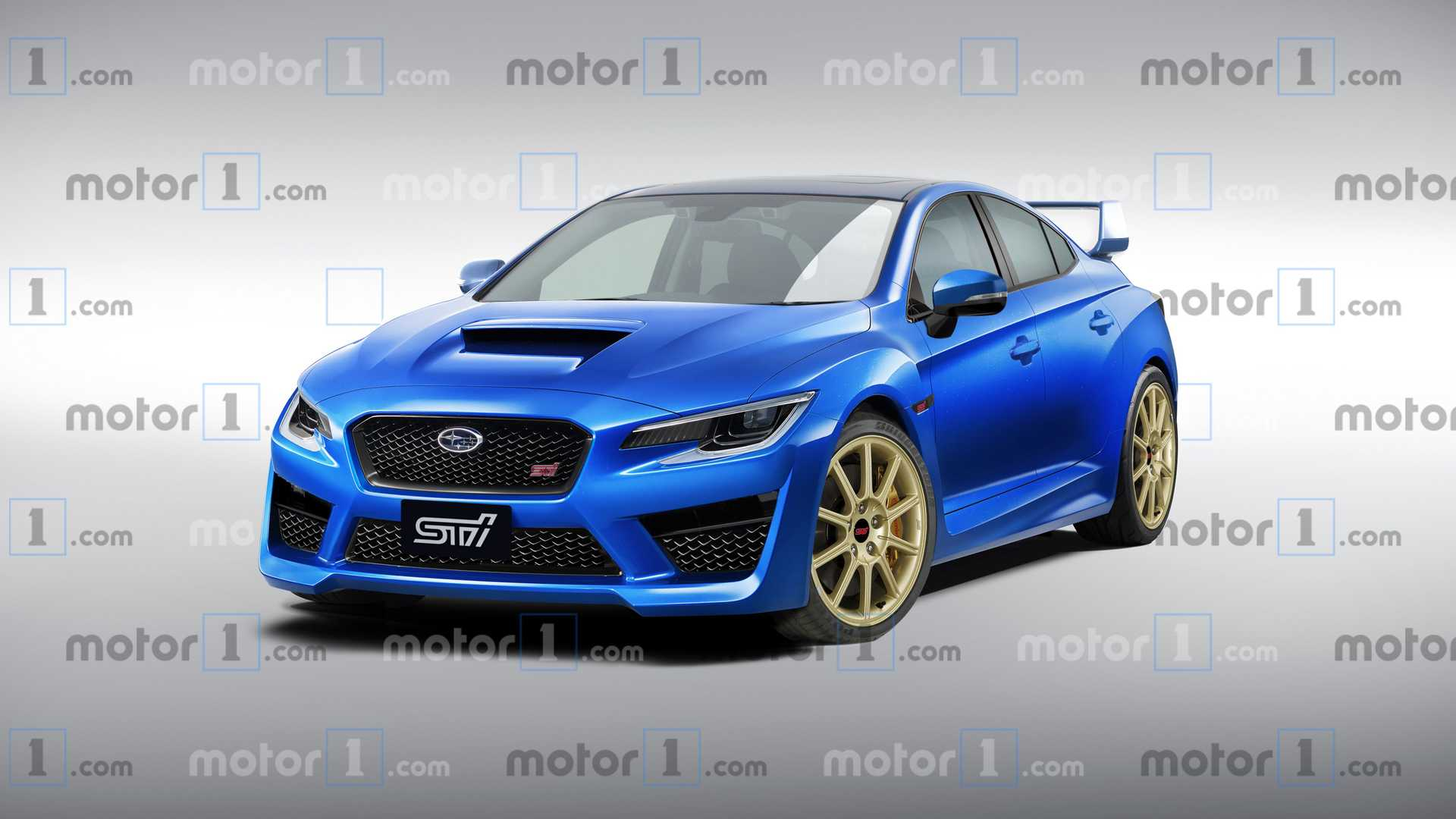45 The 2020 Subaru Sti News Release Date