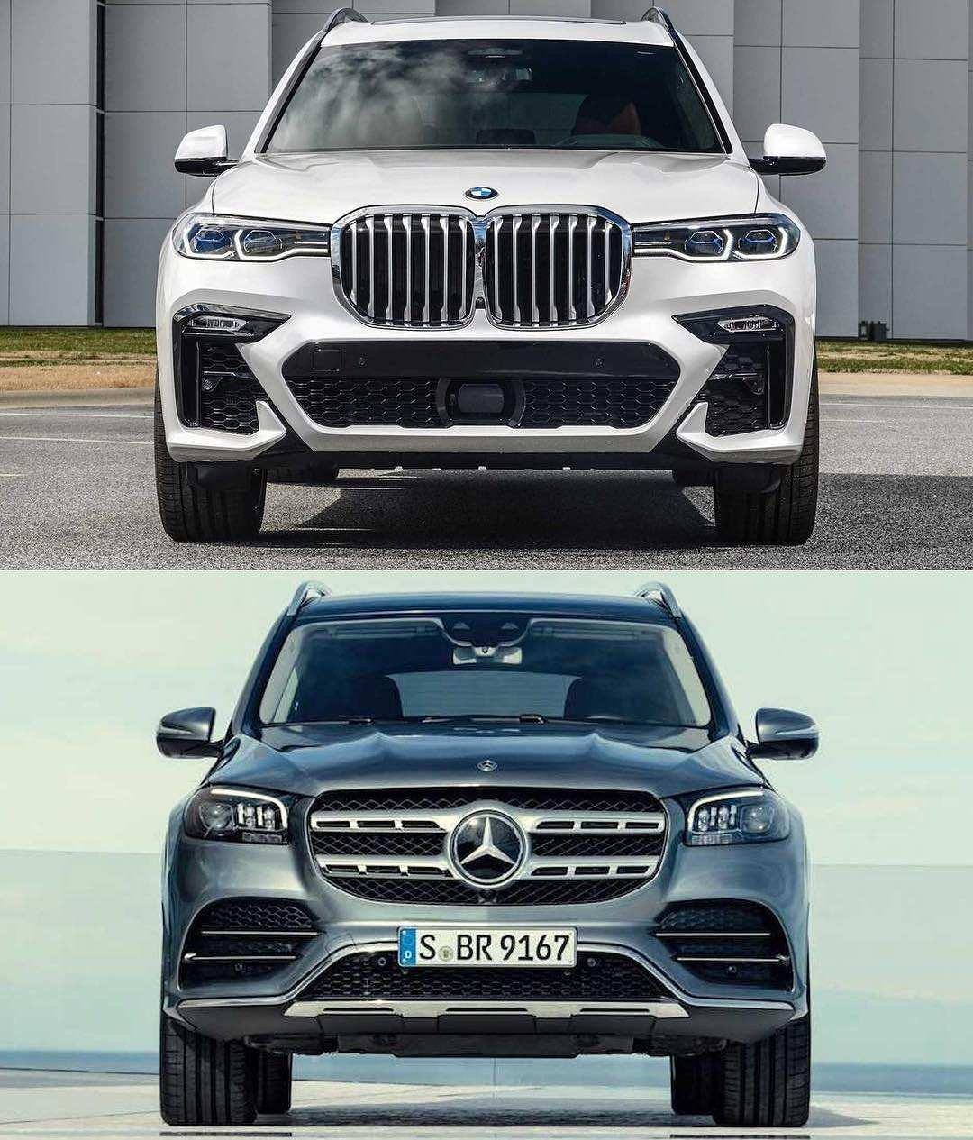 45 The BMW X7 Vs Mercedes Gls 2020 Pricing