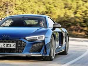 45 The Best 2019 Audi New Concept