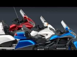 45 The Best 2019 Honda Goldwing Colors New Model and Performance
