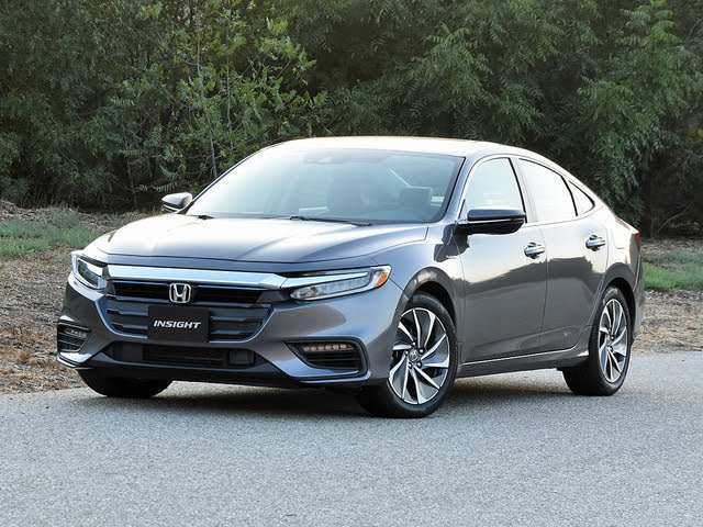 45 The Best 2019 Honda Insight Hybrid Release Date And Concept