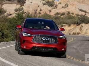 45 The Best 2019 Infiniti Qx50 Apple Carplay Rumors