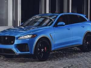 45 The Best 2019 Jaguar I Pace Release Date Research New