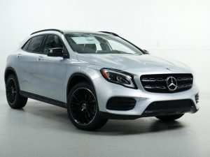 2019 Mercedes Benz Gla