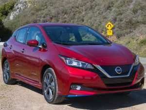 45 The Best 2019 Nissan Leaf Review Performance and New Engine