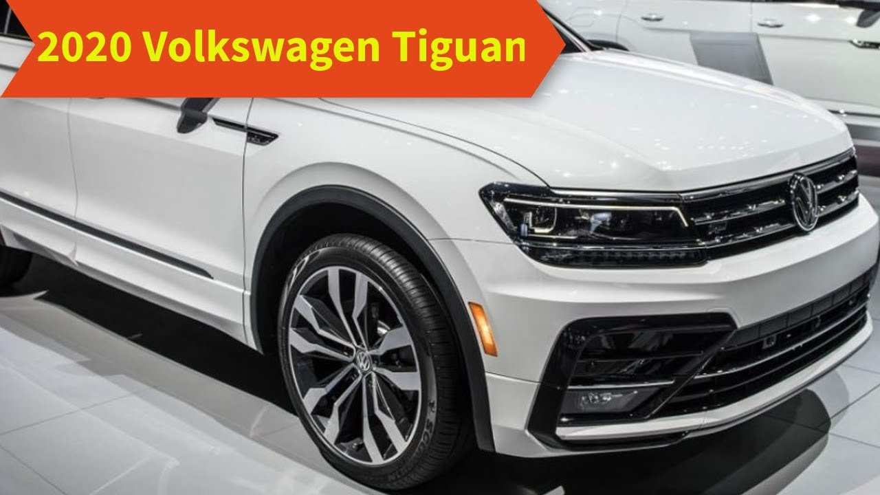 45 The Best 2020 Vw Tiguan Price Design And Review