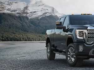 45 The Best Gmc Sierra 2500Hd 2020 Redesign and Concept