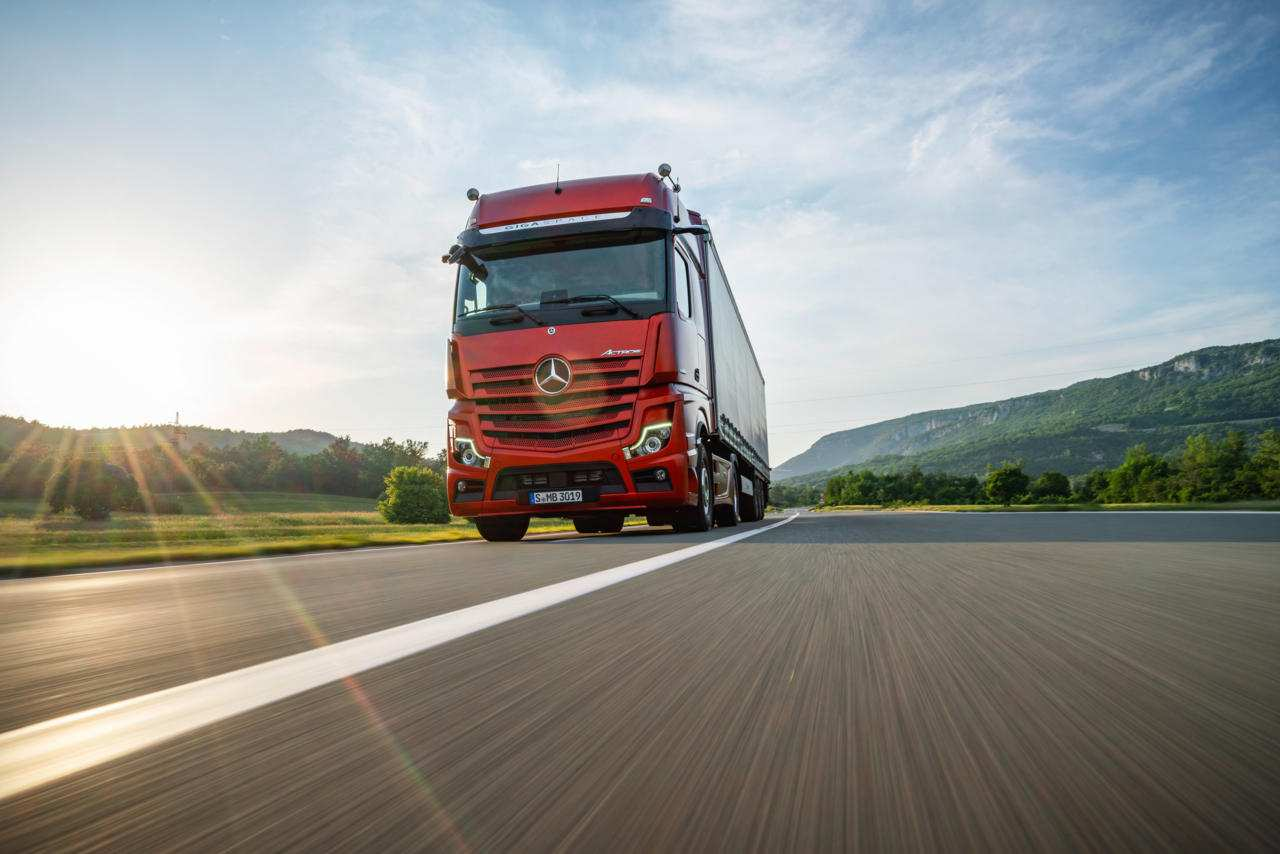 45 The Best Mercedes Truck 2019 Redesign And Review