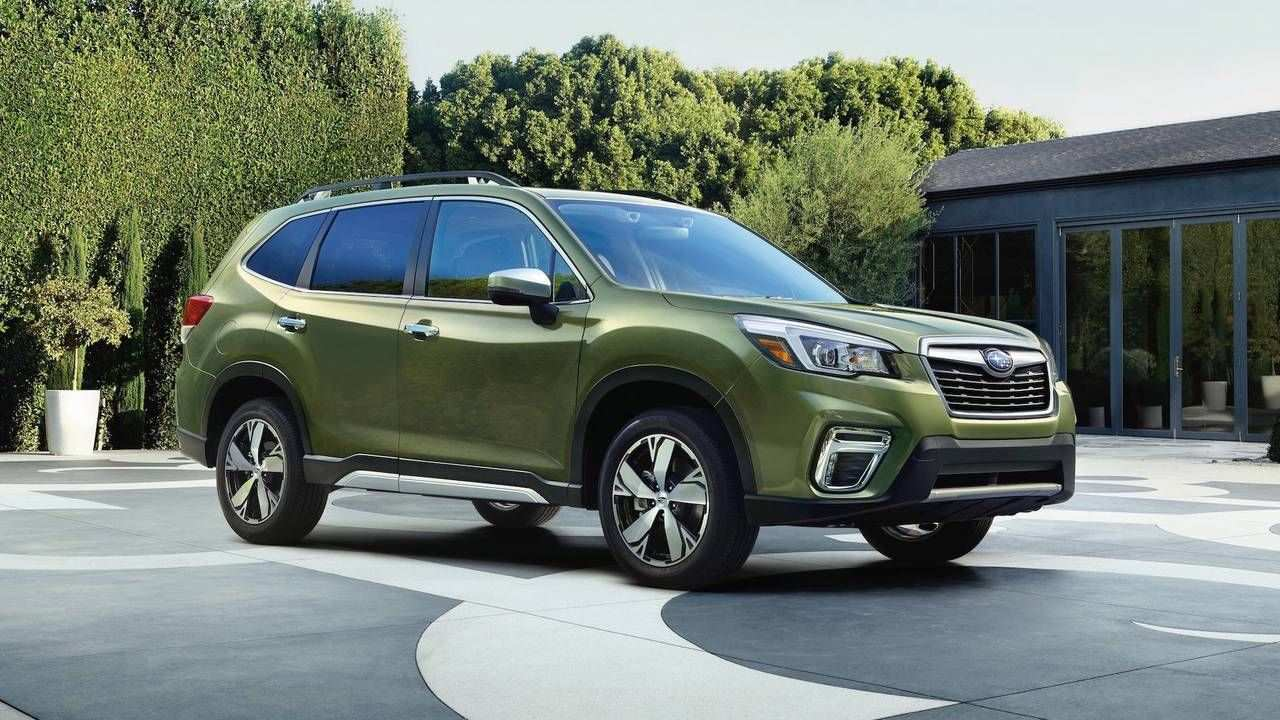 45 The Best New Generation 2020 Subaru Forester Performance