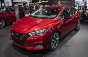 45 The Best Nissan Versa 2020 Specs Redesign and Review