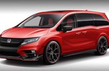 45 The Best When Does 2020 Honda Odyssey Come Out Price Design And Review
