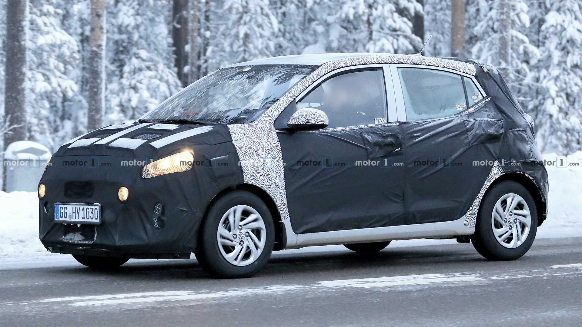 45 The Hyundai I10 2020 Rumors