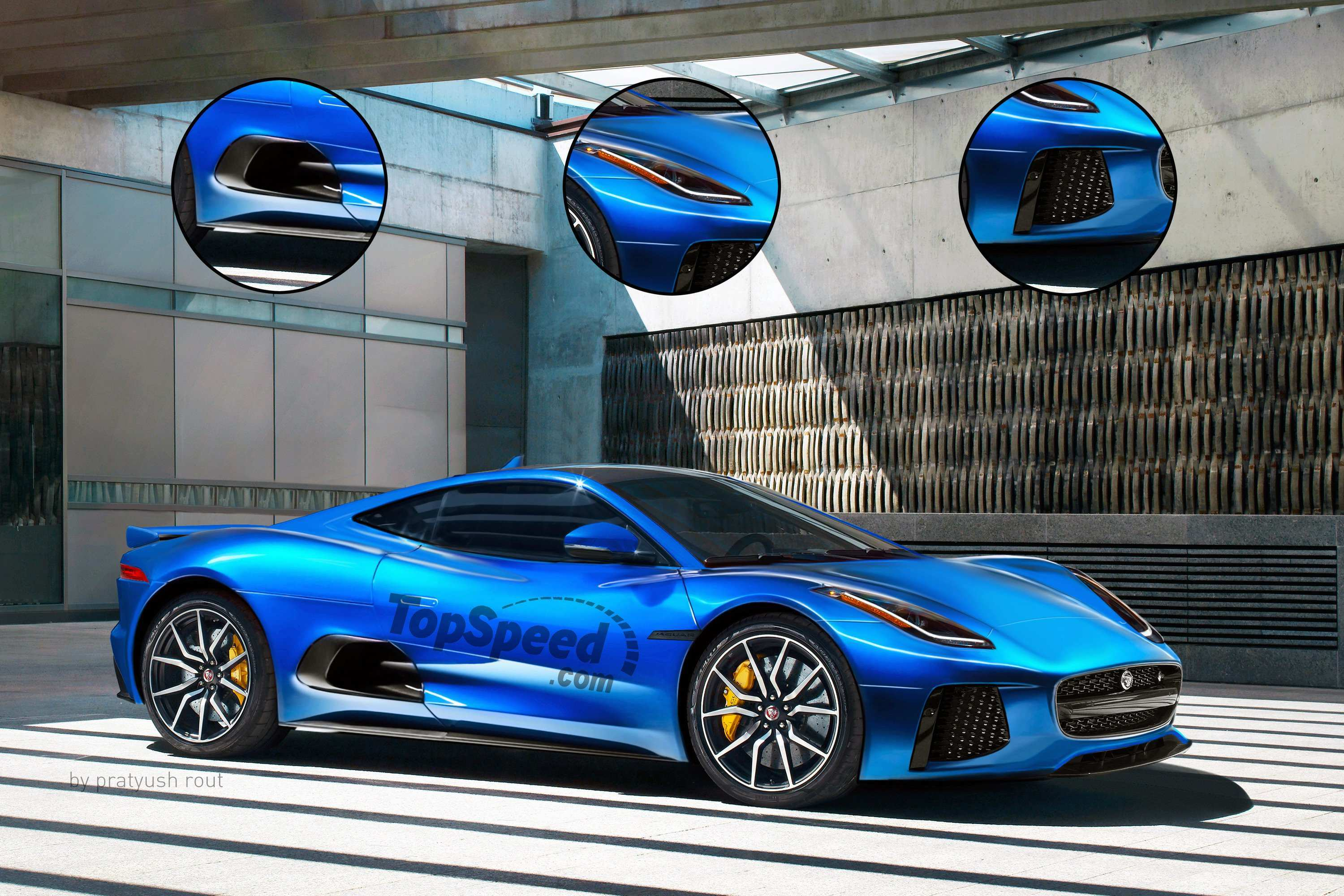 45 The Jaguar Coupe 2020 Rumors