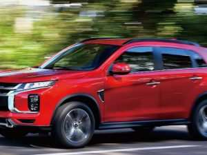 45 The Mitsubishi Asx 2020 Km77 Redesign and Review