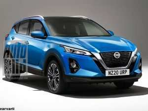 Nissan X Trail Next Generation 2020