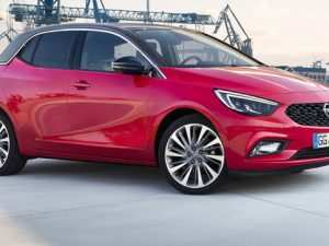 45 The Opel Corsa F 2020 Review and Release date