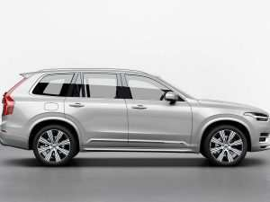 45 The Volvo Xc90 Facelift 2020 Uk Photos
