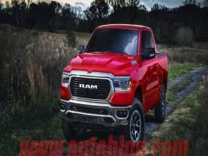 46 A 2019 Dodge Ecodiesel Release Date First Drive