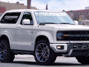 46 A 2019 Ford Bronco Images History