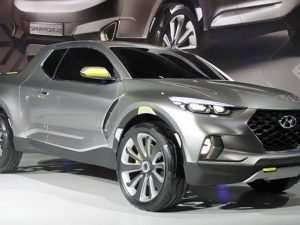 46 A 2019 Hyundai Santa Cruz Pickup Overview