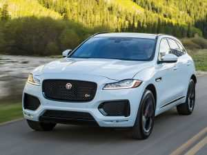 46 A 2019 Jaguar F Pace Changes Release